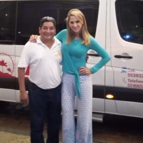 Francisco Garcia Gerente Comercial en Viajemos México renta de camionetas con chofer