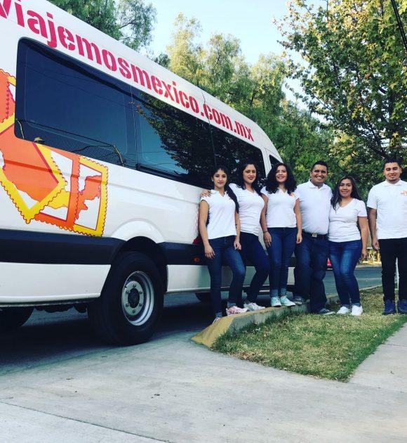 Staff de Viajemos México